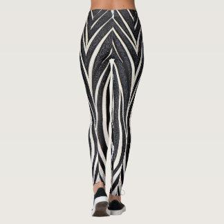 Leggings Cebra