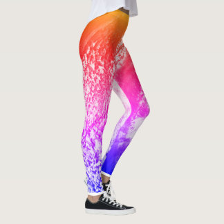 Leggings Cielo del arco iris