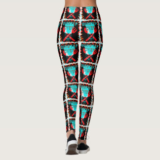 Leggings Cocinero de Dubstep