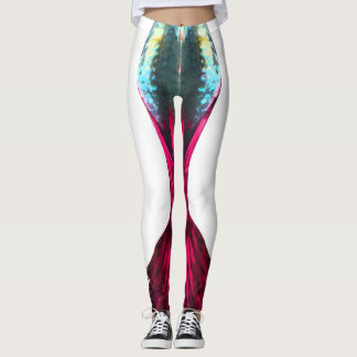 Leggings Cola de Sirena