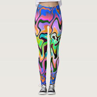 Leggings Color Lines♥
