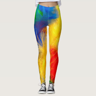 Leggings Color vibrante