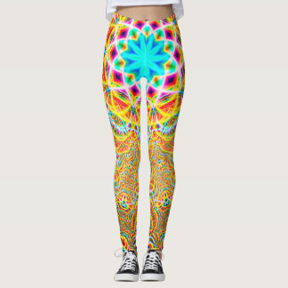 Leggings Colores del fractal