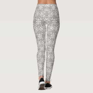 Leggings Cordón elegante