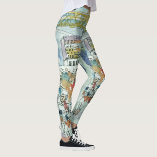 Leggings ¡Corra Chicago!