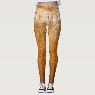 Leggings Cubierto en pintura texturizada