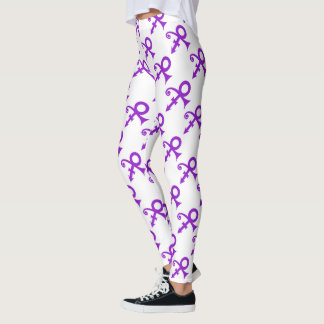 Leggings Derechos púrpuras