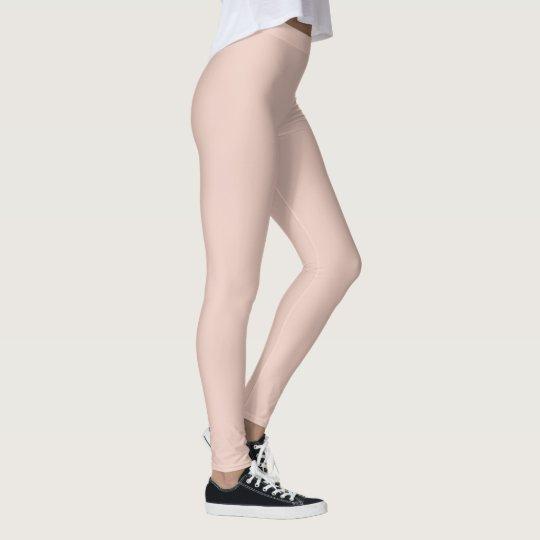 Leggings Dogwood pálido