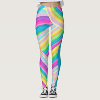 Leggings El unicornio arrastra las polainas