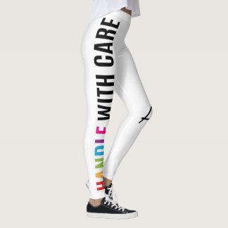 Leggings Elegante creativo estupendo de Crazydeal Z15