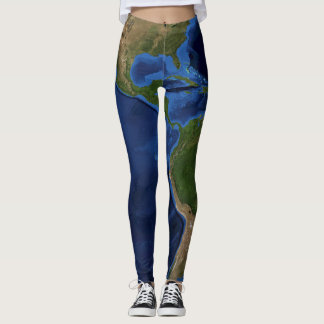 Leggings Es un mundo hermoso - hemisferio occidental