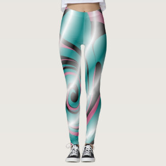 Leggings espiral