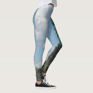 Leggings Estatua de las polainas de la libertad