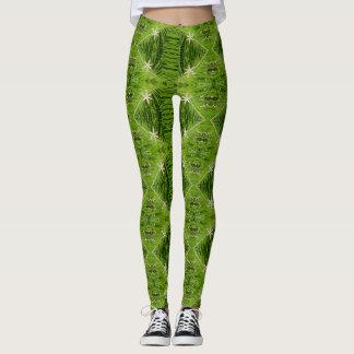 Leggings Fabulosamente verde