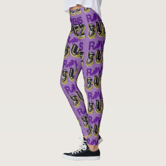 Leggings Fan del top del fútbol de Baltimore