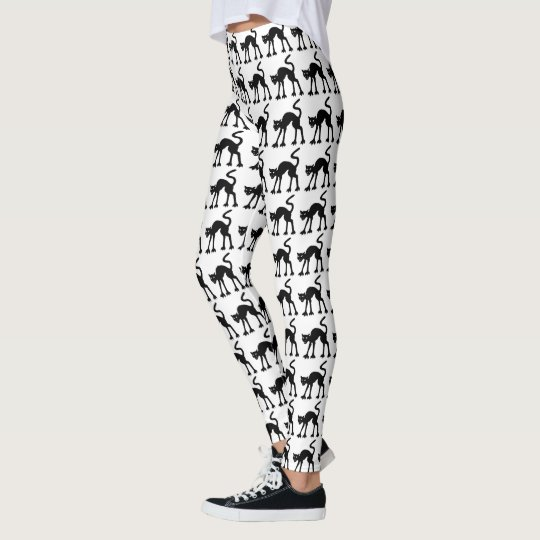 Leggings Gatos negros