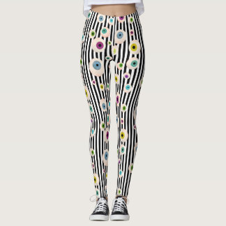 Leggings Globos del ojo