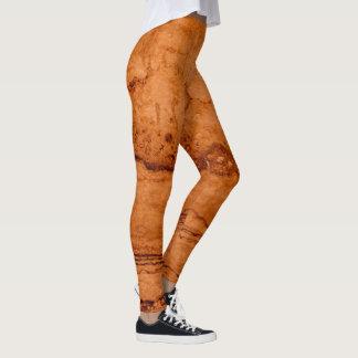 Leggings Granito de cobre