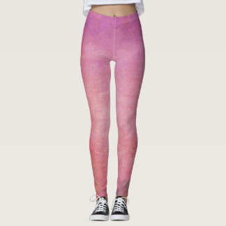Leggings Grunge rosado