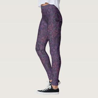 Leggings HAMbyWG - polainas - gitano persa púrpura