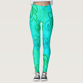 Leggings Honu