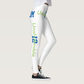 LEGGINGS ¡LA FE DE LA FAN SEA12 ES UNSHAKEABLE!