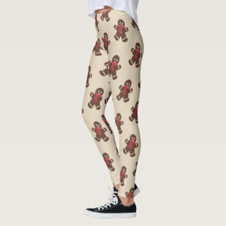 Leggings Macho de pan de especias