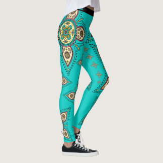 Leggings Mandala Empat