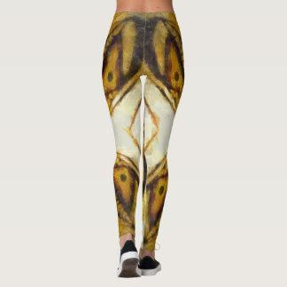 Leggings Mariposa de oro