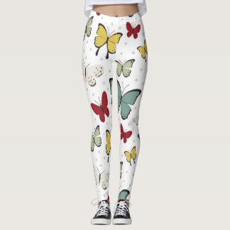 Leggings Mariposas