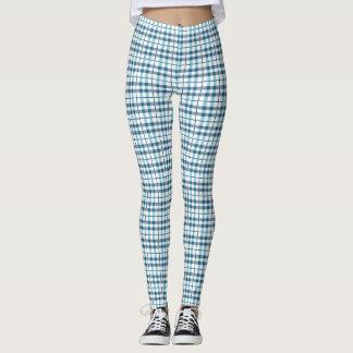 Leggings Modelo cómodo de la tela escocesa del pijama