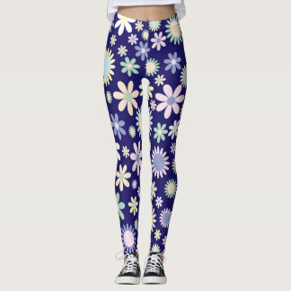 Leggings Nuevas polainas florales