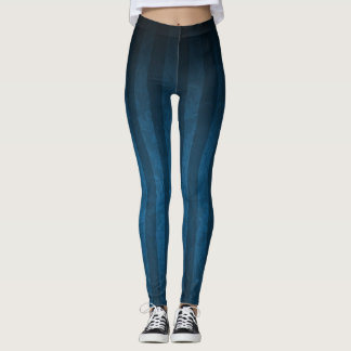 Leggings Ornamento Vintage Stripes - Power yoga Ir