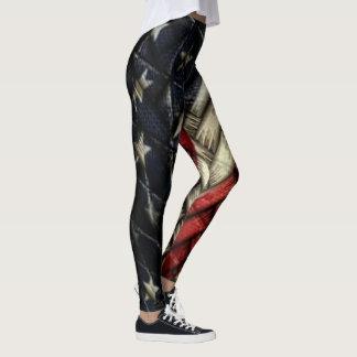 Leggings Patriótico