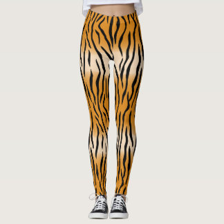 Leggings Pieles del tigre