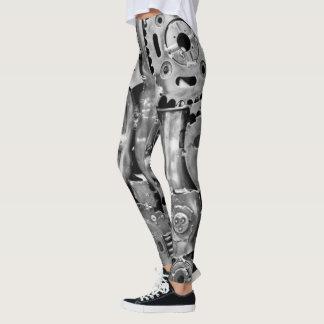 Leggings Piernas de la mujer biónica de las piezas