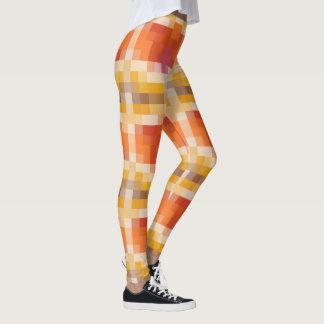 Leggings PIXELES modelados de las polainas