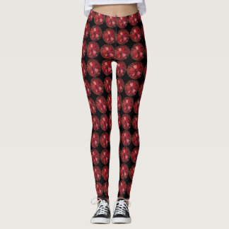Leggings Polainas brillantes del brillo