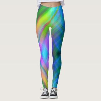 Leggings Polainas coloridas estupendas 3