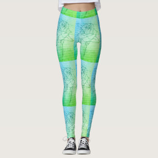 Leggings Polainas creativas de la calidad
