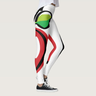 Leggings Polainas de Apple Swoozle
