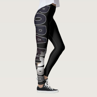 Leggings Polainas de Bora Bora