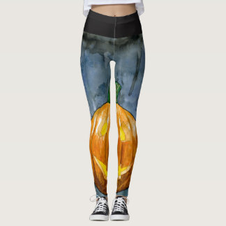 Leggings Polainas de Halloween