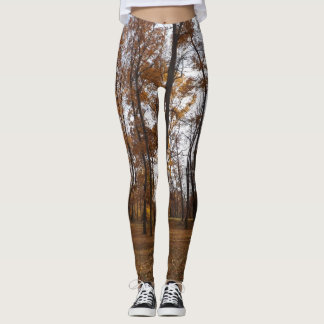 Leggings Polainas de la naturaleza