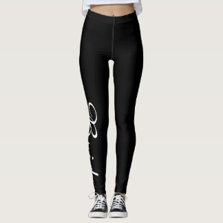 Leggings Polainas de la novia