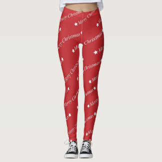 Leggings Polainas de las Felices Navidad