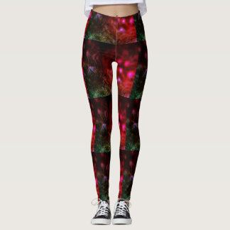 Leggings Polainas de moda del diseñador del navidad