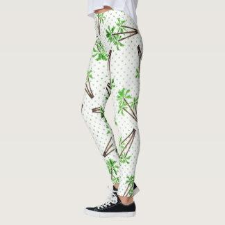 Leggings Polainas de Palmtree