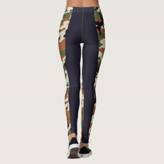 LEGGINGS POLAINAS DE RAE CAMO