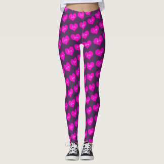 Leggings Polainas del amor